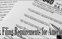 filing requirements american expats