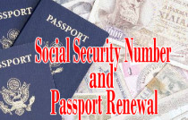 SSN and Passport Renewal