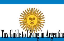 expats argentina taxes living