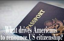 american renounce citizenship reasons