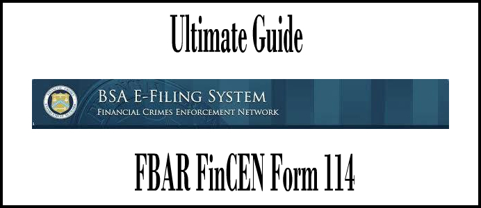 Fincen Form 114 Fbar Ultimate Guide For American Expats