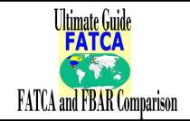 fbar form 114 and fatca comparison