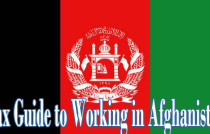 expat tax working in afghanistan