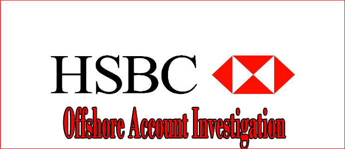 You won't believe who HSBC Helps hide offshore accounts