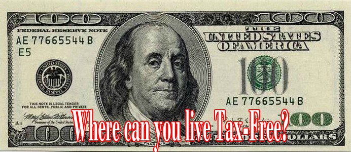 live tax-free abroad country