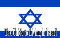 expat tax living in israel