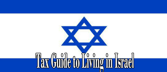 expat tax living in israel